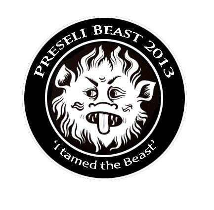 Preseli Beast Coaster